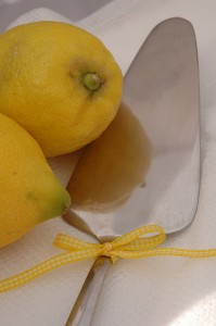 tarta chocolate y limon