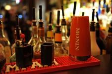 utensilios para bares